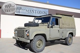 1985 Land Rover Defender defender 4X4 4 wheel