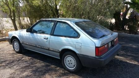 1985 Honda Accord