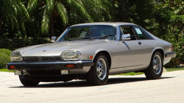 1985 Jaguar XJS SEE FULL ITEM DESCRIPTION BELOW