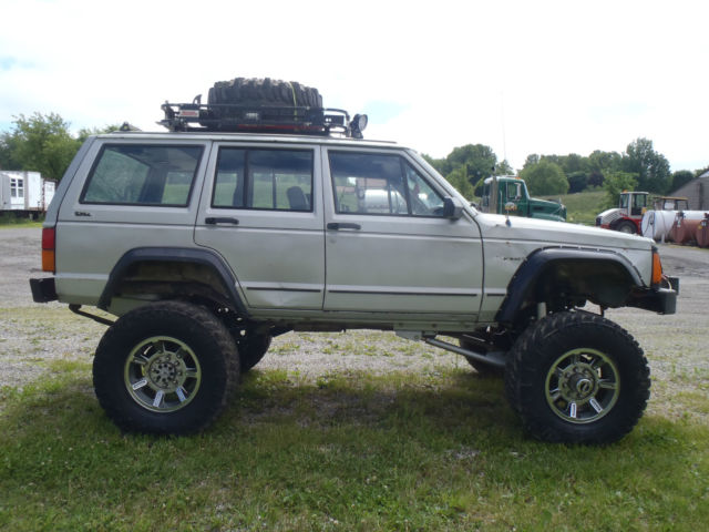 1985 jeep cherokee xj crawler 1 ton for sale photos. Black Bedroom Furniture Sets. Home Design Ideas
