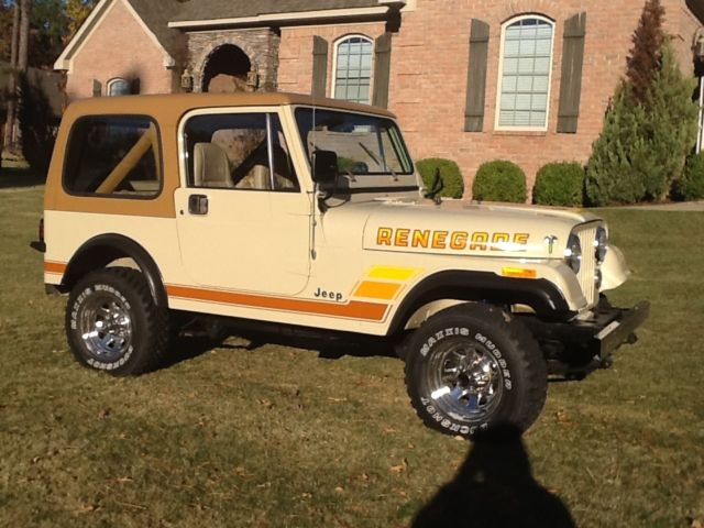 1985 Jeep Other Base Sport Utility 2-Door