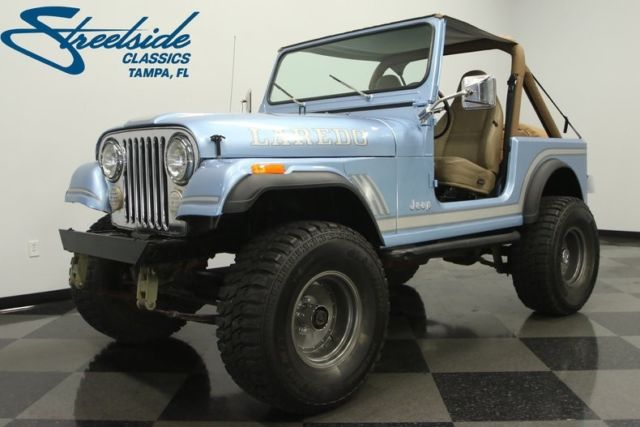1985 Jeep CJ Laredo
