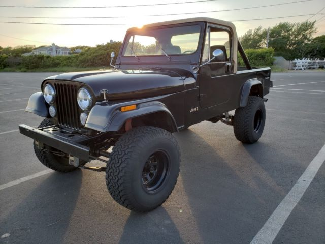 1985 Jeep CJ STOCK