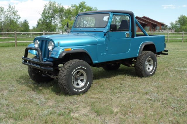 1985 Jeep Other scrambler