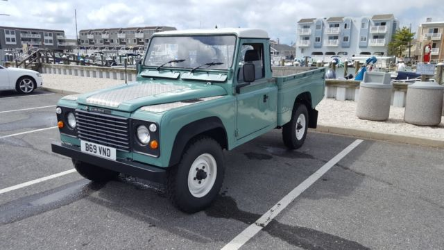 1985 Land Rover Defender High Capacity Pick Up