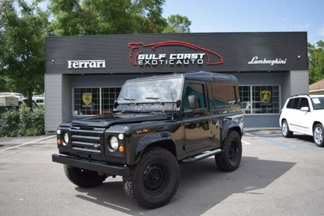 1985 Land Rover Defender --