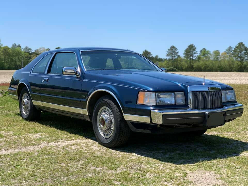 1985 Lincoln Mark Series