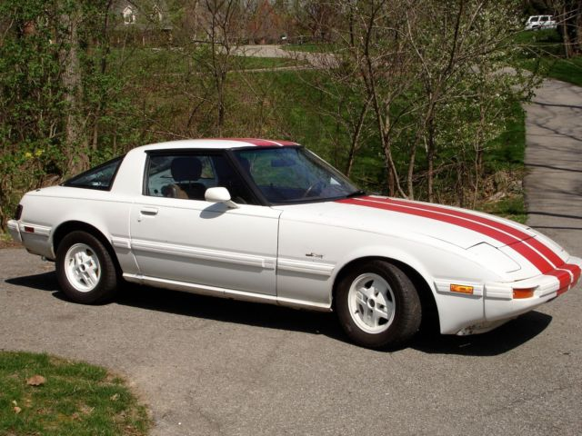 1985 Mazda 1st Gen Rx 7 Gs Track Car For Sale Photos Technical