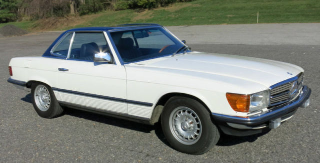 1985 Mercedes-Benz 280SL