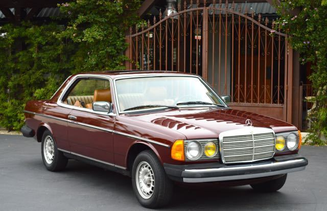 1985 Mercedes-Benz 300-Series W123 300CD 300 CD CDT TD