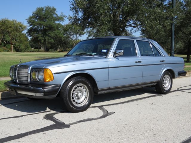 1985 Mercedes-Benz 300-Series 300D