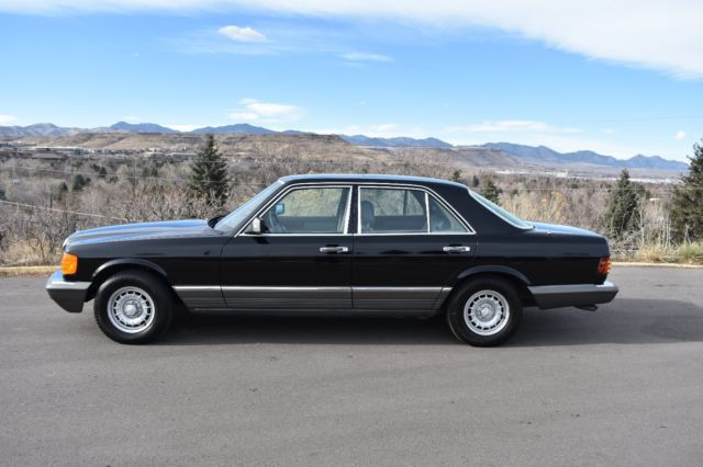 1985 Mercedes-Benz 300-Series SD - Base