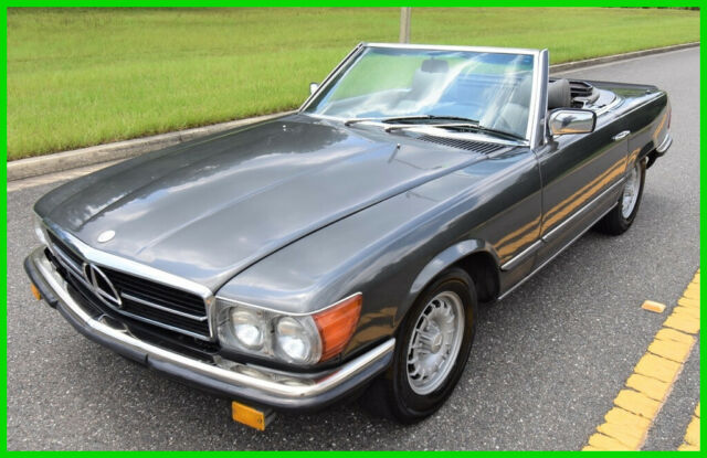 1985 Mercedes 380SL EURO MODEL R107 2 Tops WE SHIP AND EXPORT WORLDWIDE!!!!