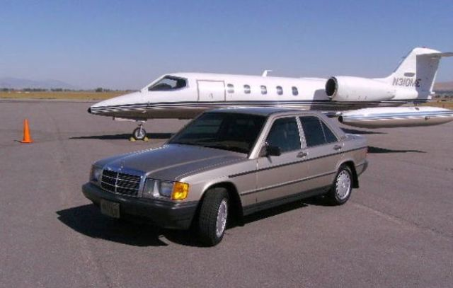 1985 Mercedes-Benz 190-Series