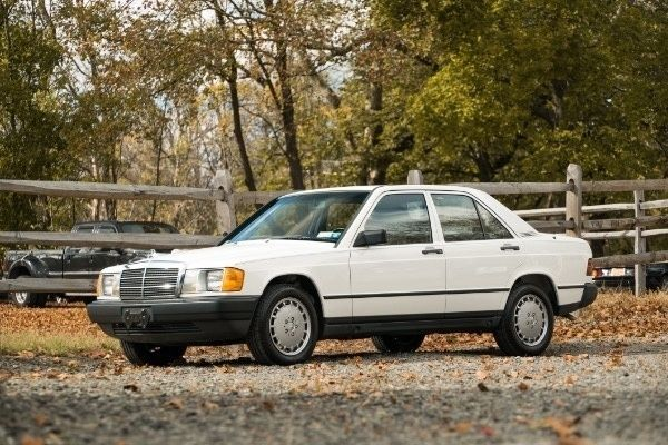 1985 Mercedes-Benz 190-Series 4 Dr