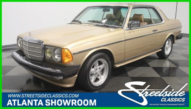 1985 Mercedes-Benz 300-Series 2 Dr Turbodiesel