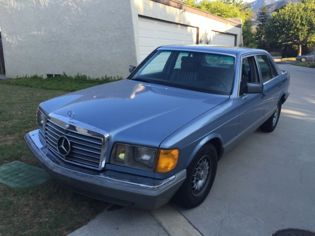 1985 Mercedes-Benz 300-Series 300 SD