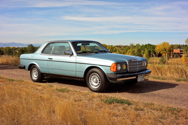 1985 Mercedes-Benz 300-Series 300CD