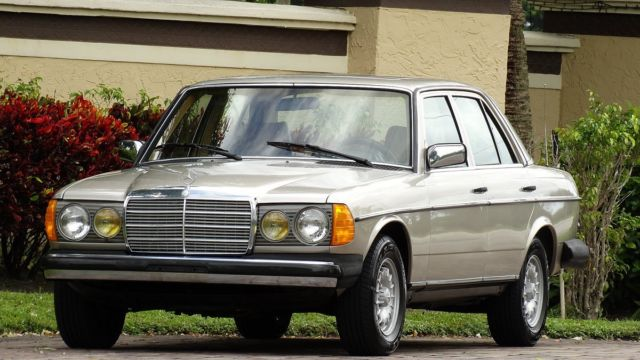 1985 mercedes benz 300d turbo diesel 96000 miles full for 1985 mercedes benz 300d