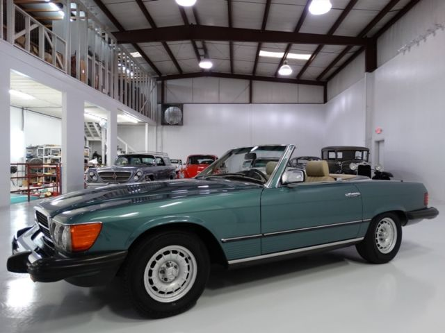 1985 Mercedes-Benz 300-Series MATCHING NUMBERS ENGINE!