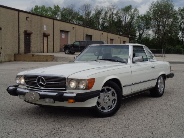 1985 Mercedes-Benz Other 2dr Coupe 38