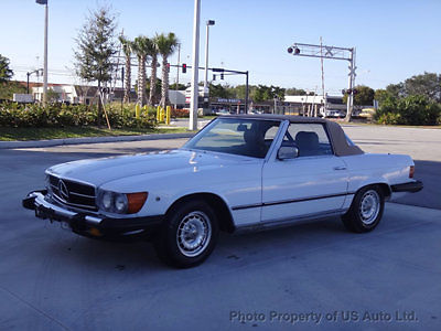 1985 Mercedes-Benz 300-Series SL