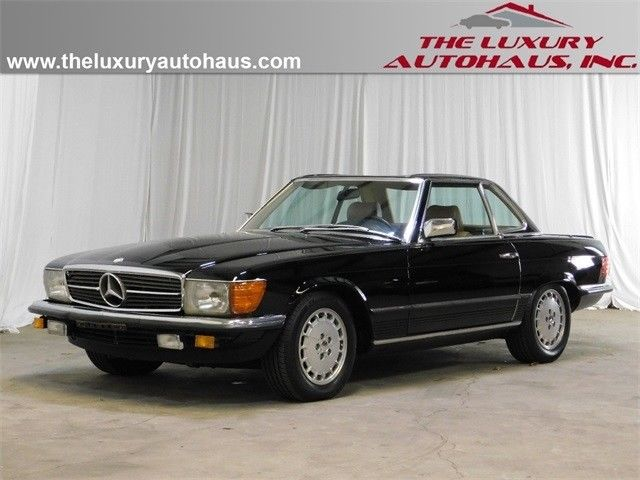1985 Mercedes-Benz 500-Series 500SL