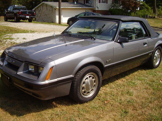 1985 mustang gt convertible 5 speed low miles must see no reserve for sale photos technical. Black Bedroom Furniture Sets. Home Design Ideas
