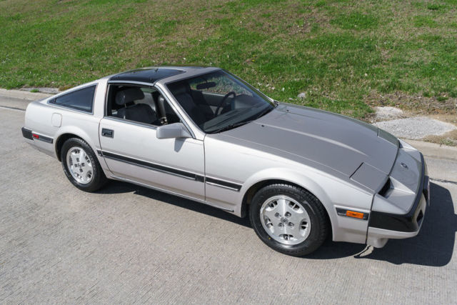 1985 nissan 300zx 5 speed 93k original miles all original car t tops for sale photos technical. Black Bedroom Furniture Sets. Home Design Ideas