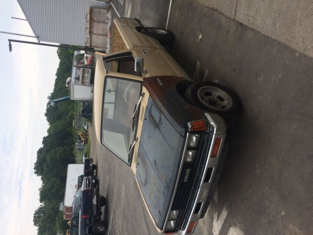 1985 Nissan Other Pickups LBW