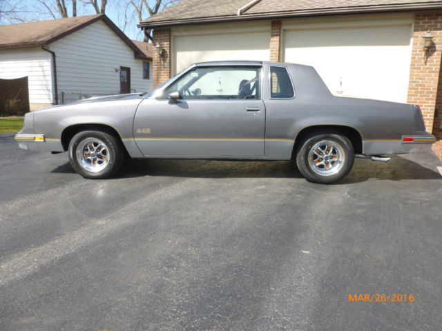 1985 oldsmobile cutlass 442 for sale photos technical for 1985 cutlass salon for sale