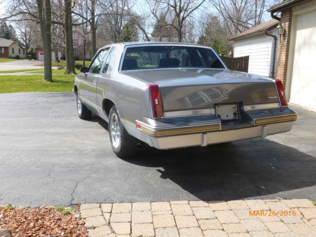 1985 oldsmobile cutlass 442 for sale photos technical for 1985 cutlass salon