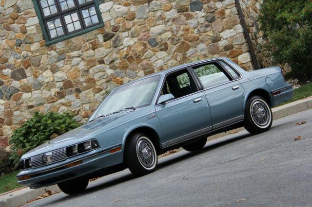 1985 Oldsmobile Cutlass Ciera Brougham for sale: photos