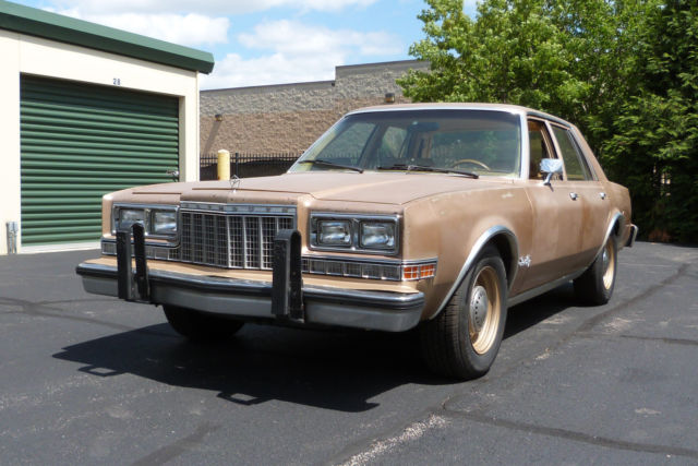 1985 Plymouth Fury