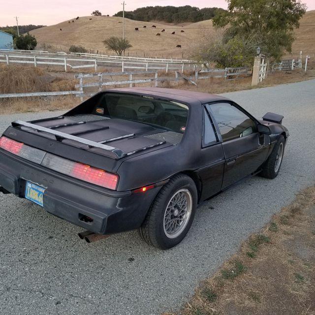 1985 Pontiac Fiero SE 2M6 For Sale: Photos, Technical