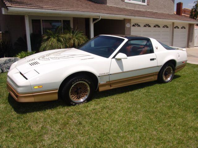 1985 Pontiac Firebird Trans Am For Sale 13 Used Cars From ...  |1985 Firebird Price Bra