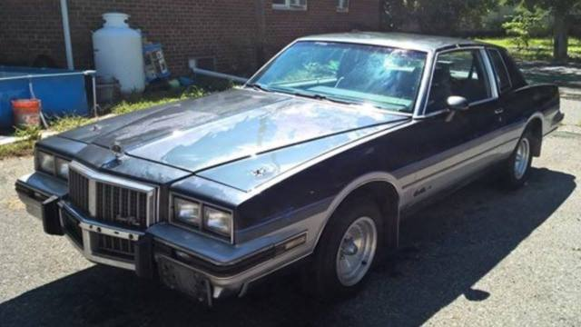 1985 Pontiac Grand Prix Base Coupe 2 Door 5 0l For Sale