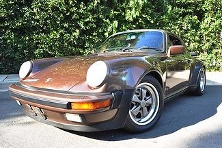 1985 Porsche 911 Turbo Look, Super Clean!