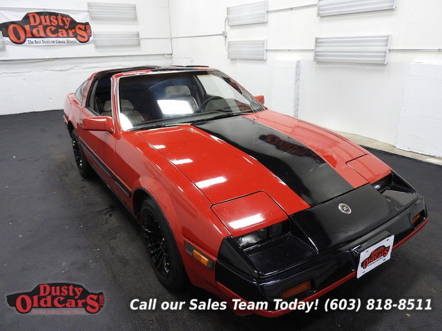 1985 Nissan 300ZX Runs Drives Body Inter VGood 3.0LV6 5 spd manual