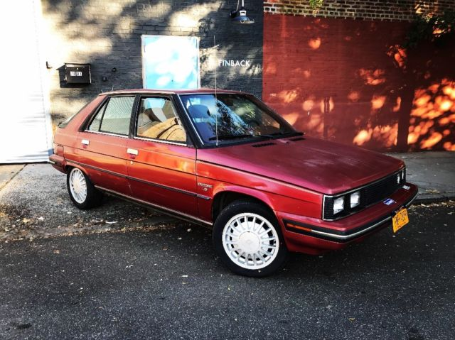 Renault encore 1985