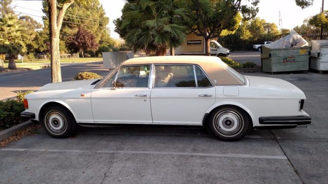 1985 Rolls-Royce Silver Shadow