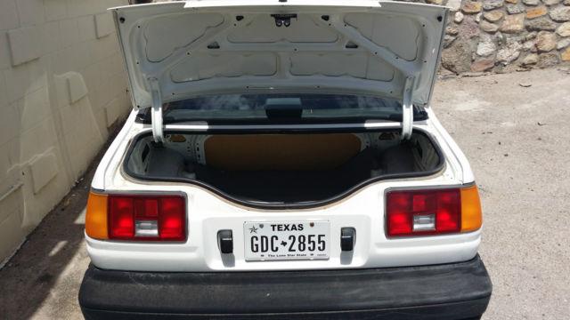1985 Toyota Corolla AE85 AE86 61,000 Original Miles Clean