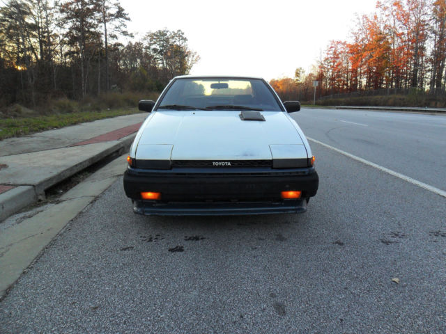1985 toyota corolla ae86 sr5 for sale photos technical specifications description. Black Bedroom Furniture Sets. Home Design Ideas