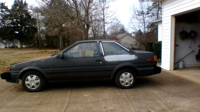 1985 toyota corolla sport sr5 coupe 2 door 1 6l for sale photos technical specifications. Black Bedroom Furniture Sets. Home Design Ideas