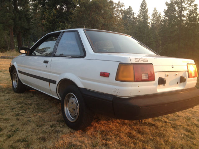 1985 toyota corolla sr5 ae86 coupe for sale photos technical specifications description. Black Bedroom Furniture Sets. Home Design Ideas
