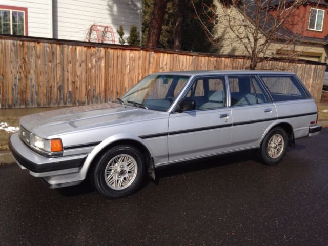 1985 toyota cressida wagon 2 8l auto rwd stock original survivor rh topclassiccarsforsale com 1986 Toyota Cressida 1985 Toyota Cressida Wagon