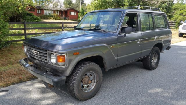 1985 Toyota Land Cruiser G