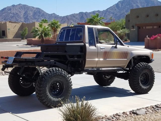 1985 Toyota Extended Cab Truggy Rock Crawler For Sale