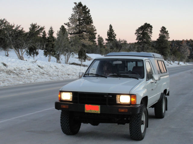 1985 Toyota Other Turbo Diesel Pickup 4x4