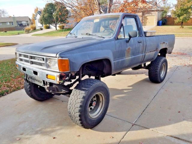 1985 toyota pickup only 3 owners for sale photos technical